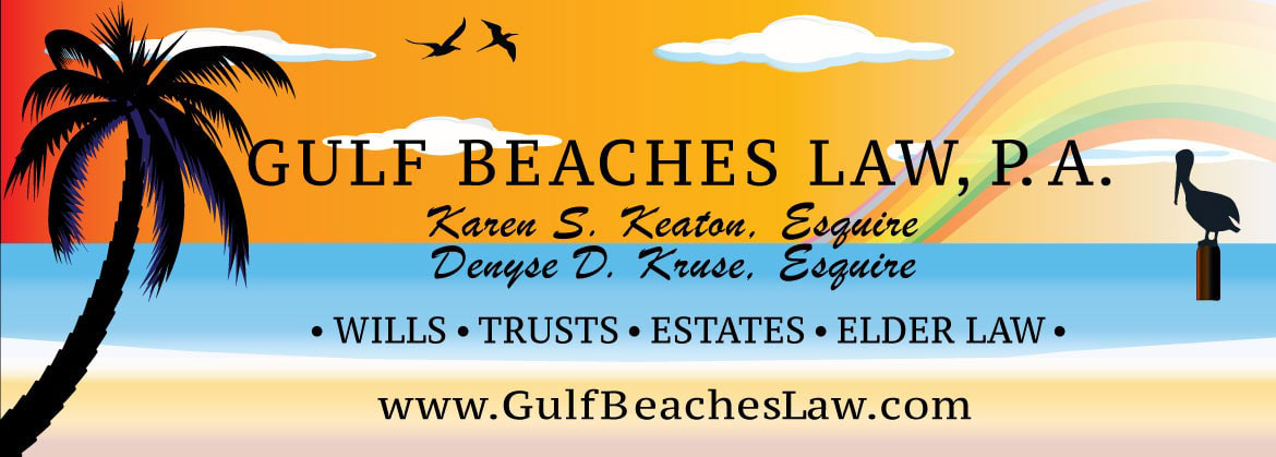 Gulf Beaches Law Florida Logo