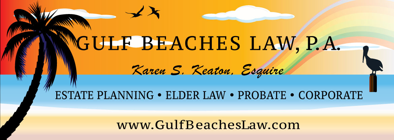 Gulf Beaches Law Florida Logo